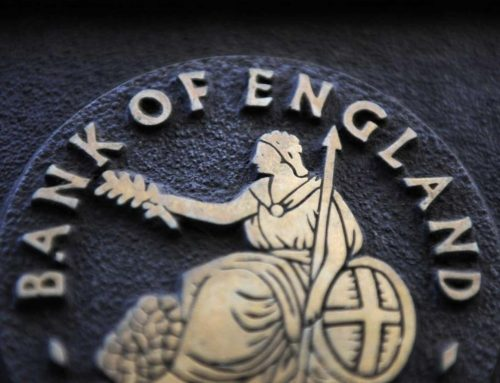 The Bank of England announces interest rate rise