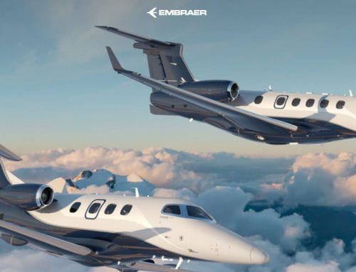 Embraer Appoints JETS (Bournemouth) LTD as Authorized Service Center for the Phenom Family